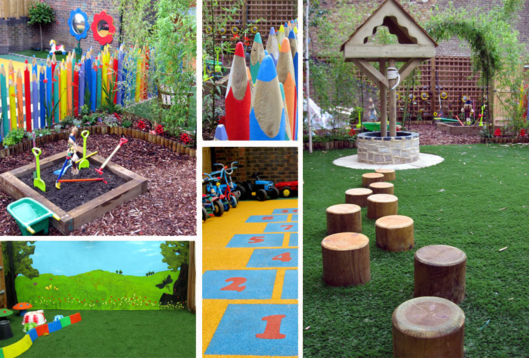 Sensory Gardens For Schools — Stella Fear