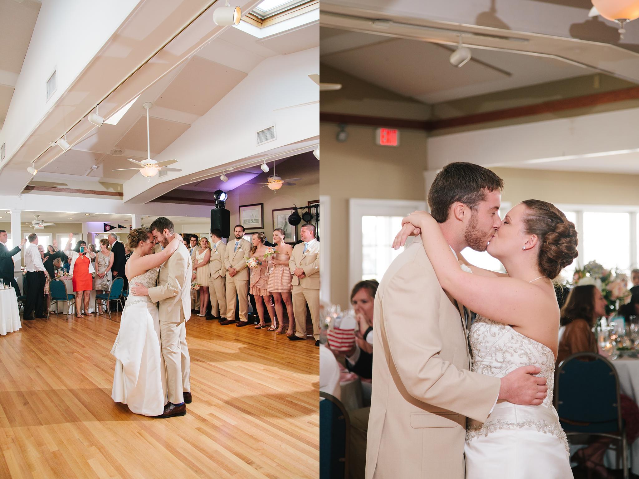 Brant Beach Yacht Club Wedding Ryan And
