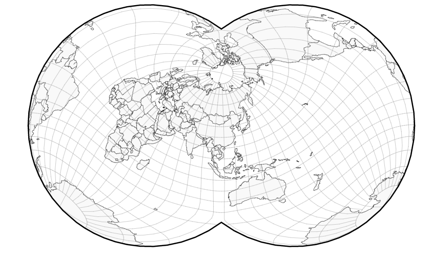 Very Cool Map Projection Website — Washtenaw Area