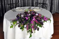Superior Florist  Event Florals  Sweetheart Tables