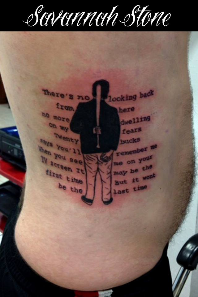 Tattoos  Art by Savannah Stone