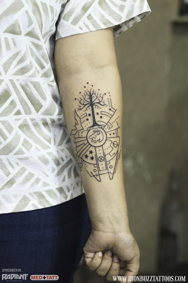 Harry Potter Tattoo Ideas For Men