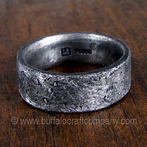 Rustic Mens Wedding Rings Jewelry