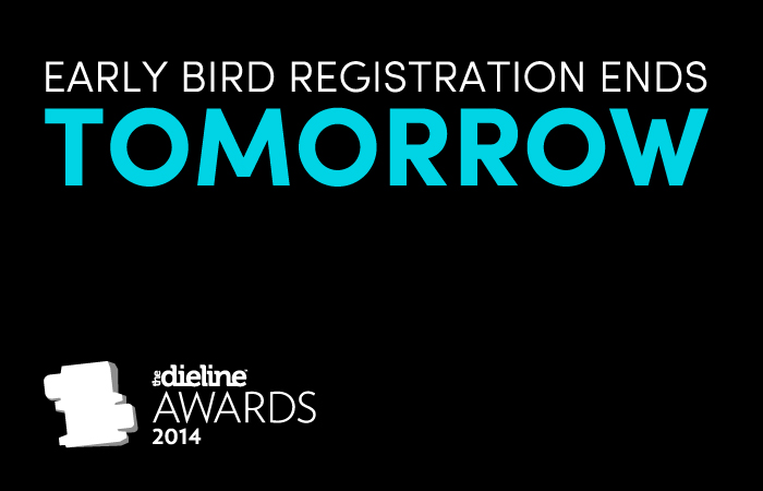 The Dieline Awards Early Bird Registration Ends TOMORROW