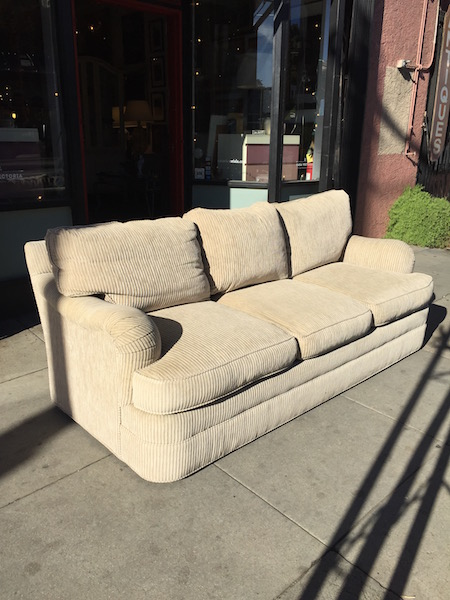 los angeles sofas curved sofa sectional modern casa victoria vintage furniture nostalgic sick days classic 90s by drexel heritage