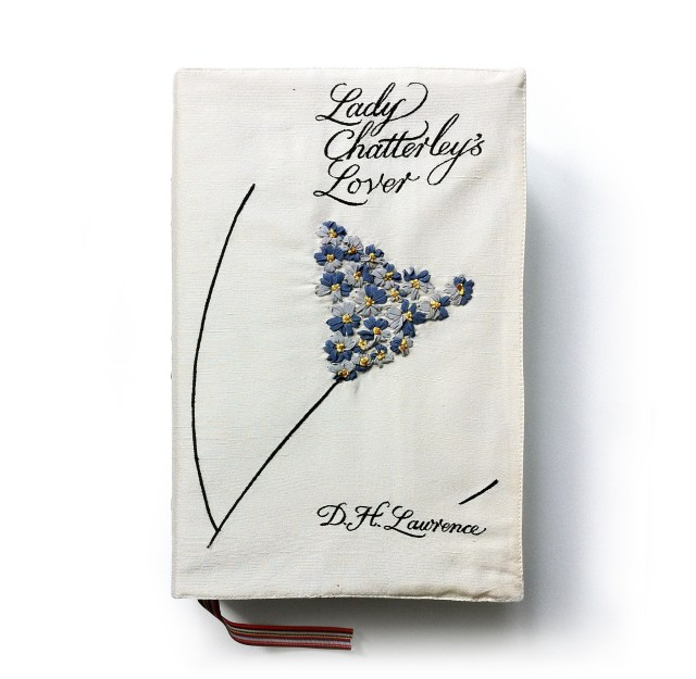 Image result for Lady Chatterley's Lover Cover Art