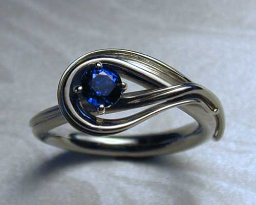Unique And Unusual Engagement Rings Custom Made To Order