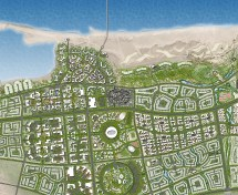 Master Plan of City Planning
