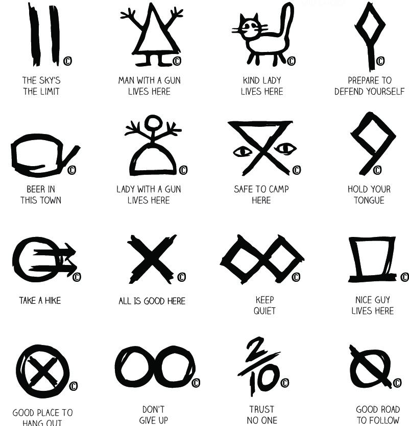 Symbol Library — Hobo Code