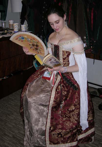 Pendragon Costumes