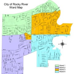 Emergency Plan Diagram Electrical Wiring In Autocad City Maps — Of Rocky River, Ohio
