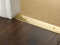 Carpet hard floor transitions quality joiner with pins ...