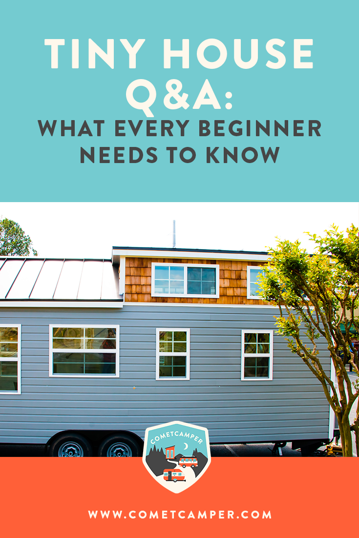 Tiny House Q A What Should A Beginner Know Before