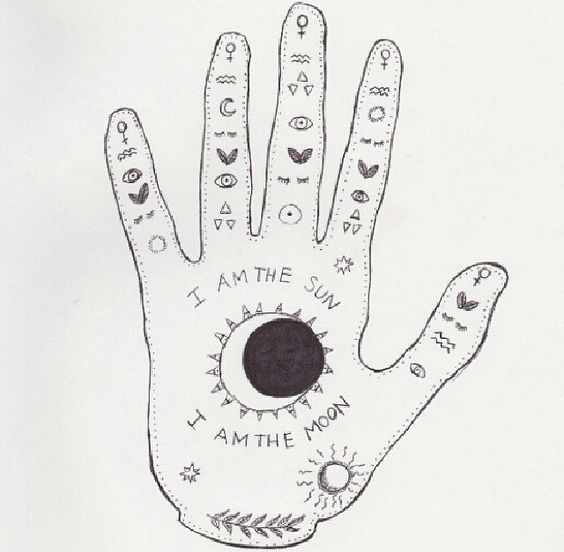 Introduction To Palmistry — Myths of Creation