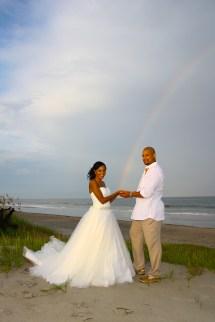 Tybee Island Georgia Beach Wedding