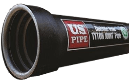 Ductile Iron Pipe  Utility Supply (West) Corp.