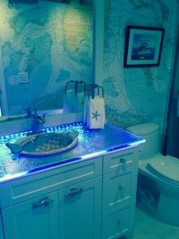 Decorating with Nautical Chart Wallpaper  Nautical ...
