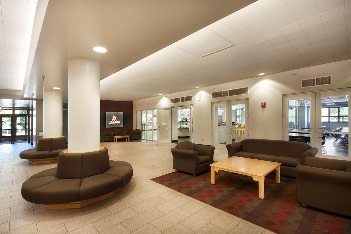 Higher Education — Robertson L Sherwood L Architects Pc