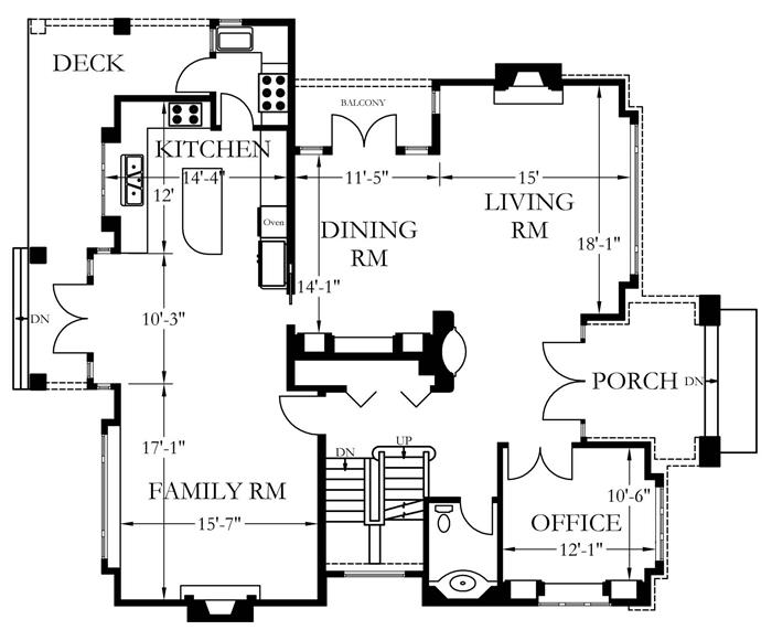 As-Built Floor Plans and Elevations — YTtechnologies