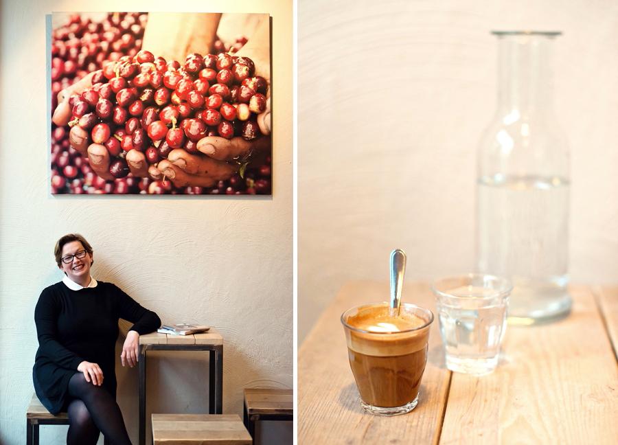 Black Coffee Pharmacy Bonn  Fotoserie Caf Story  Berlin