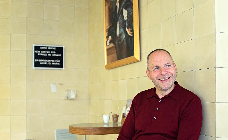 Van Dyck Kln  Kaffeersterei in Ehrenfeld  Caf Story