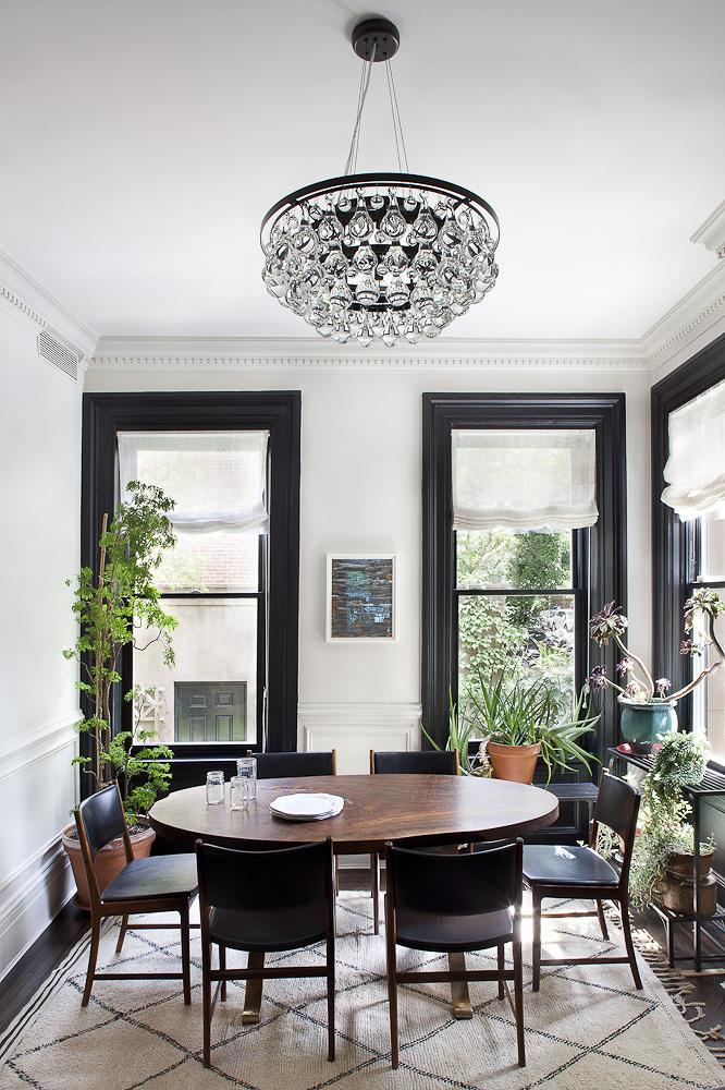 Design ideas Black trim white walls  The Decorista
