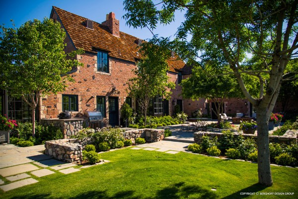 historic estate berghoff design