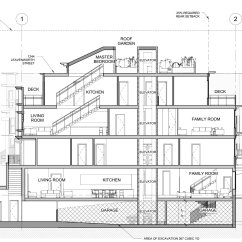 Architecture Section Diagram Flower Pollination Eag Studio We Offer The Following Architectural Services