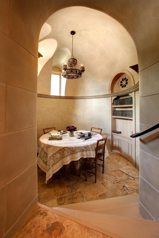 walnut kitchen table island rolling interior — the dromborg
