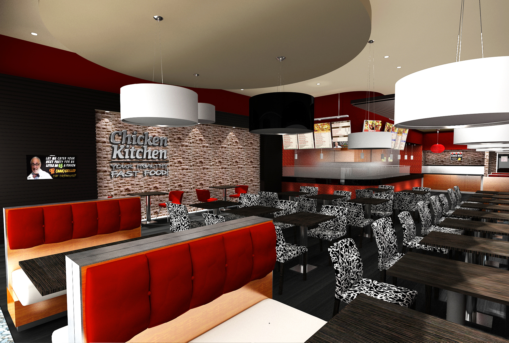 kitchen miami pot chicken yates associates architecture inc interior