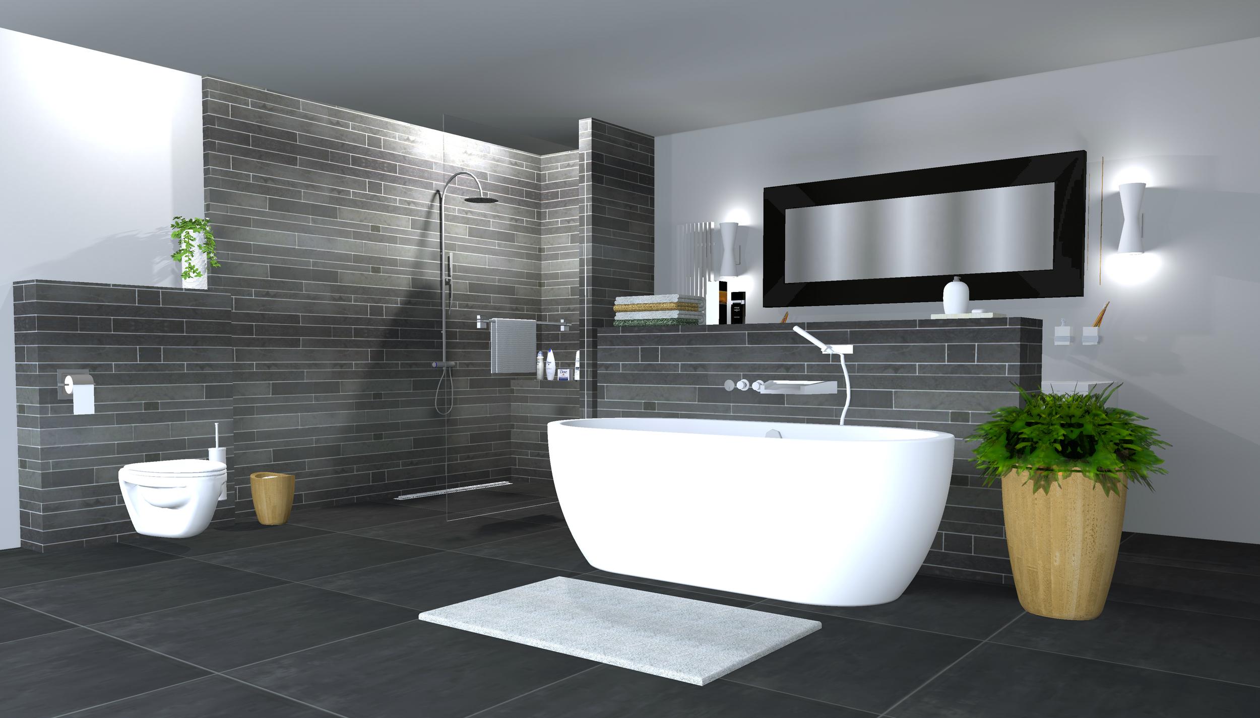 badkamer ontwerpen software mac - boisholz, Badkamer