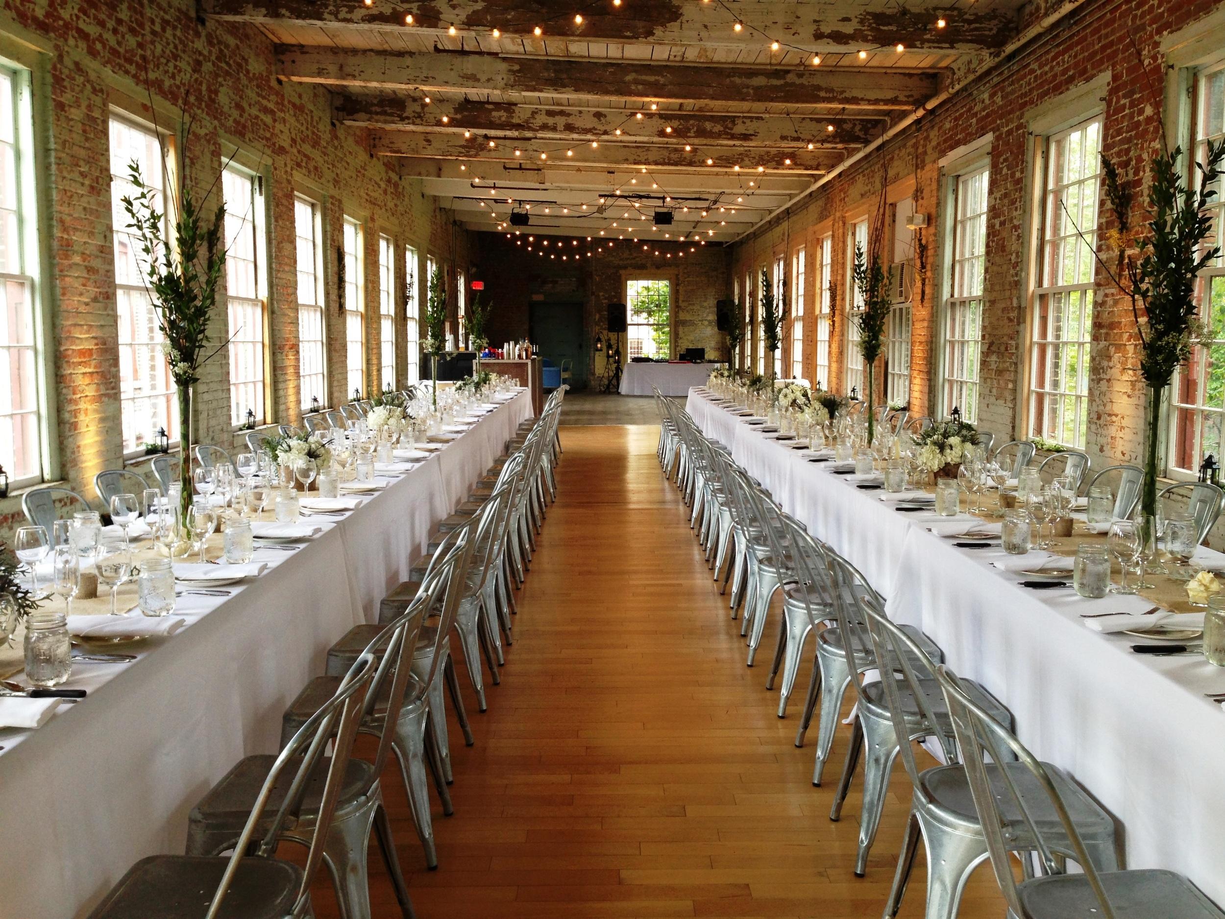 MASS MoCA Berkshire Wedding Collective