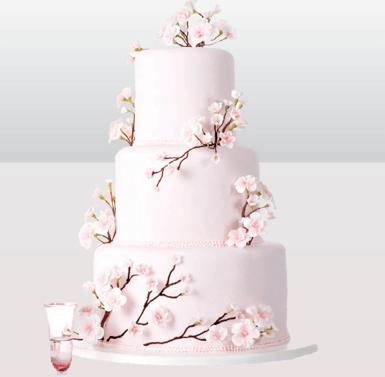 Wedding Wednesday Cherry Blossom Wedding Inspiration