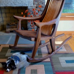 Newport Rocking Chair Movie Theater Chairs For Sale Rocker Blackwater Woodworks