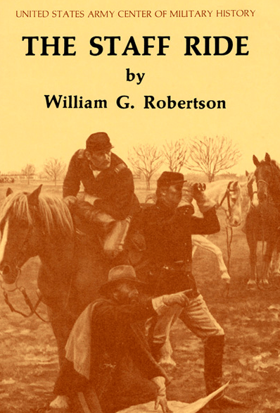 The Staff Rideand other Center of Military History resources can be found here.