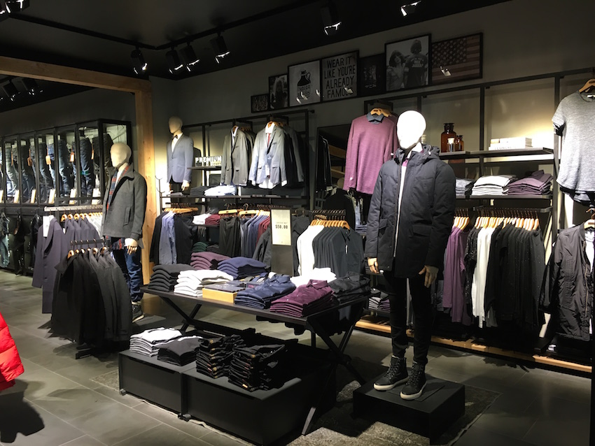 JACK  JONES other Lower Mainland locations include CF