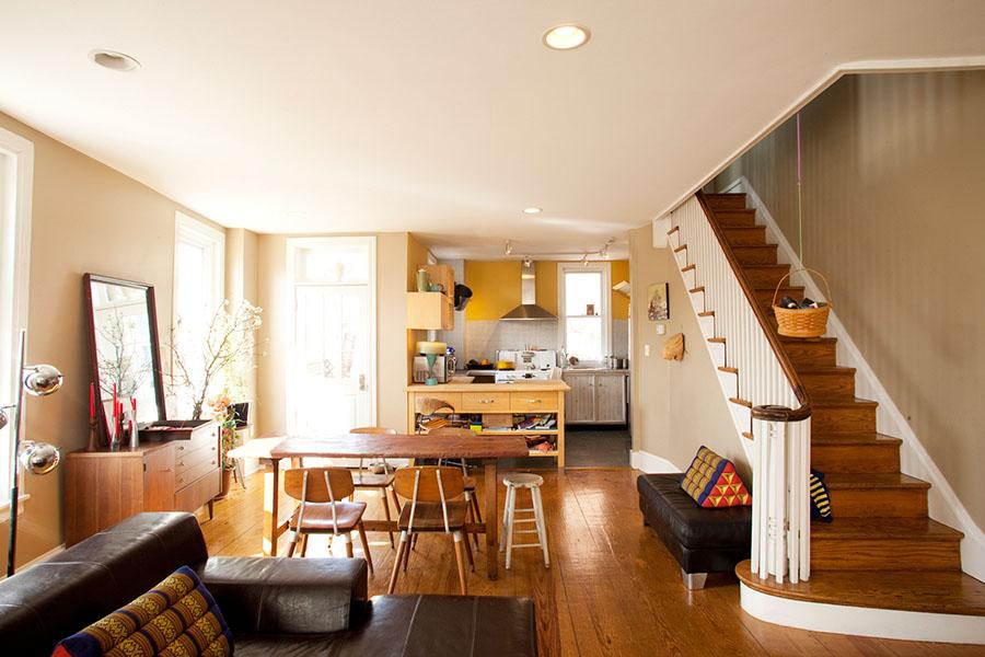 Interior Design Ideas For Row Houses