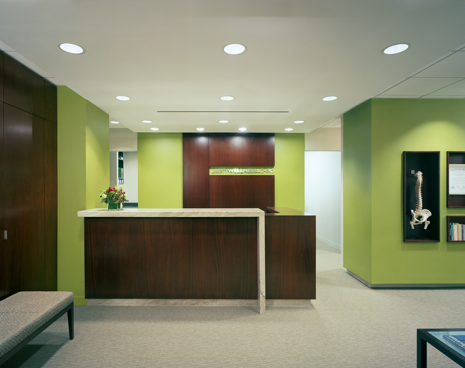 Liberty Wellness Amp Chiro Idea Space Residential And