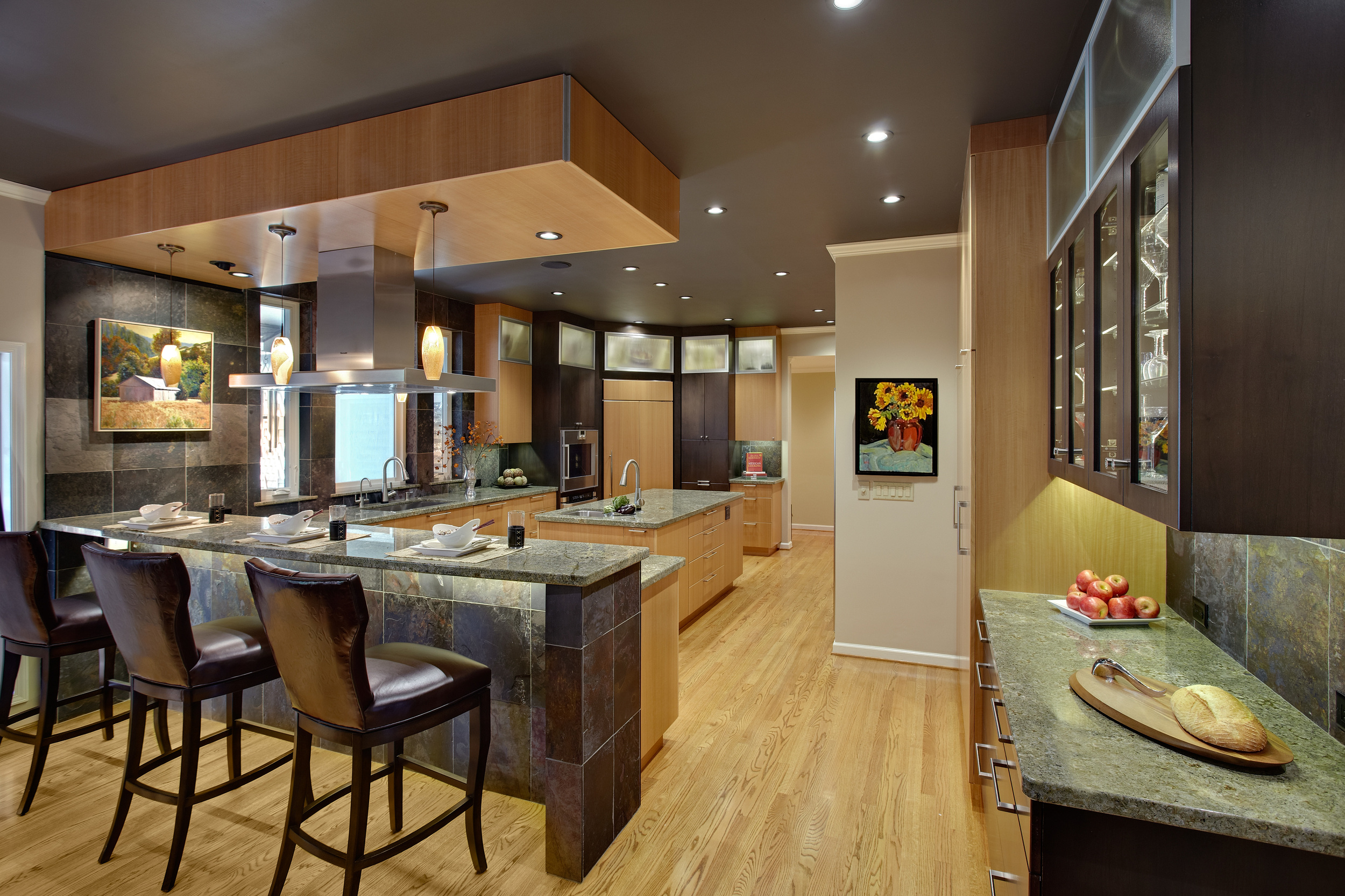 kitchen showrooms sacramento commercial ventilation nar design groupwww narfinecarpentry com fine carpentry cabinetry warm bistro style