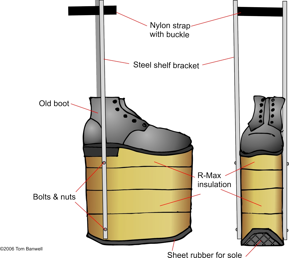 hight resolution of elevated shoes diagram jpg