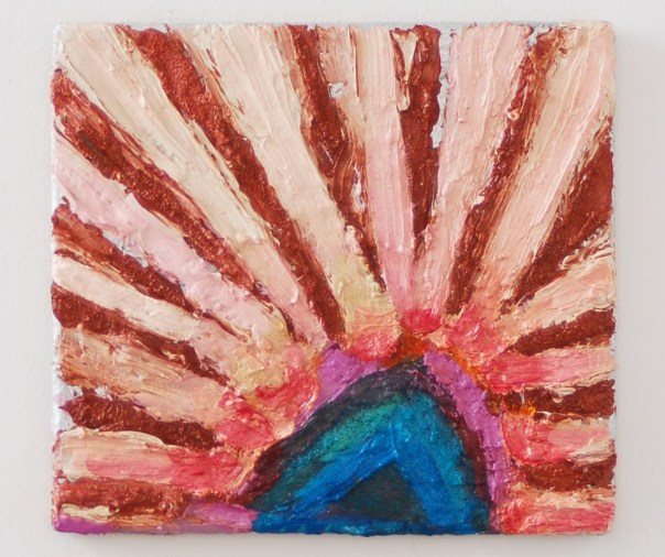 Image result for Point & Periphery from earth to heaven painting