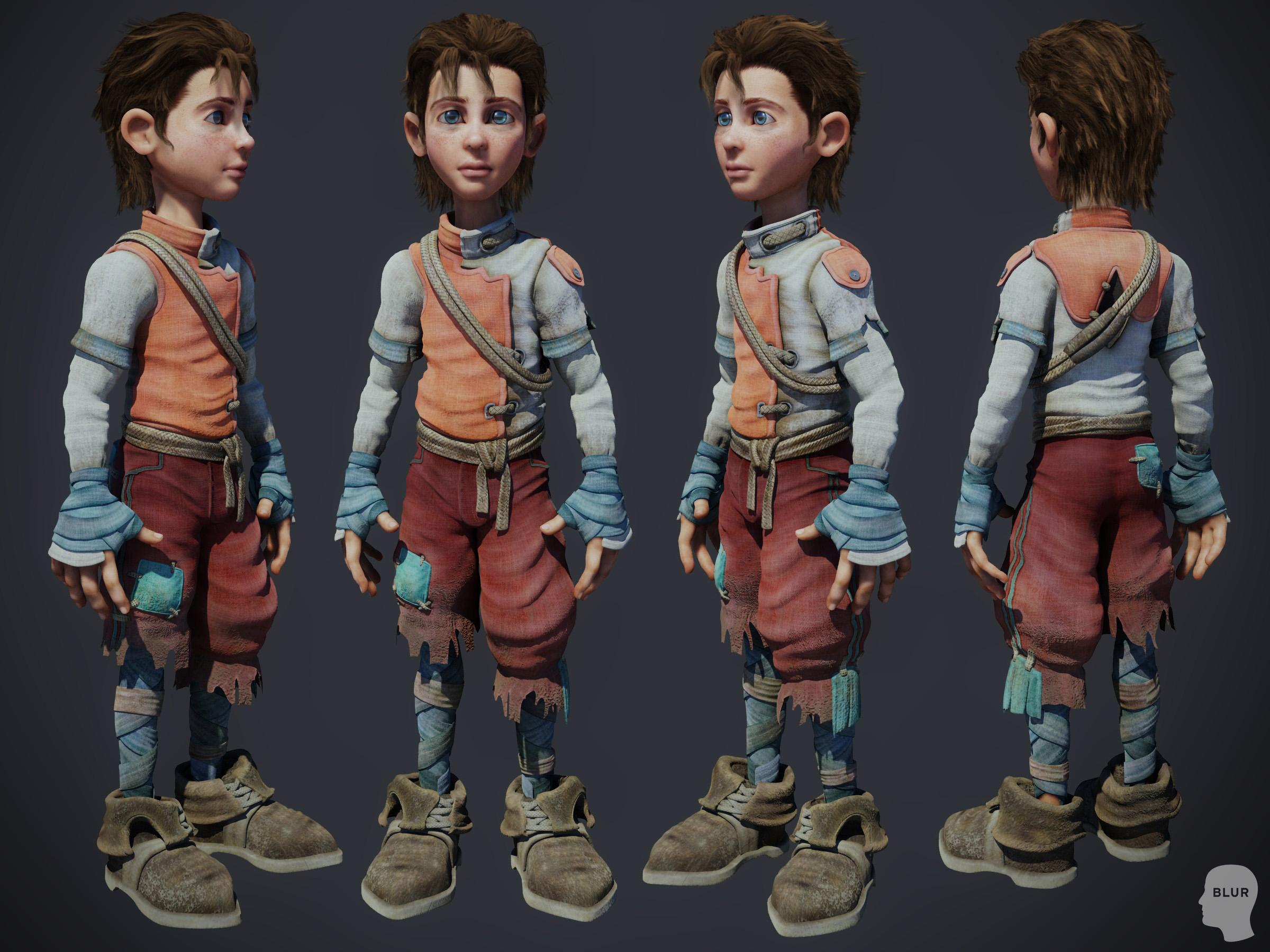 Fable II — James Ku CG Character Artist
