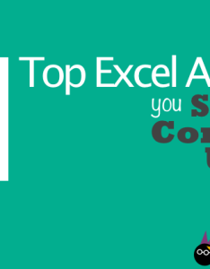Top popular excel add ins directory list also microsoft you should consider using  the rh thespreadsheetguru