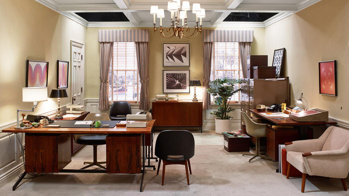DECORATE YOUR INTERIOR MAD MEN STYLE