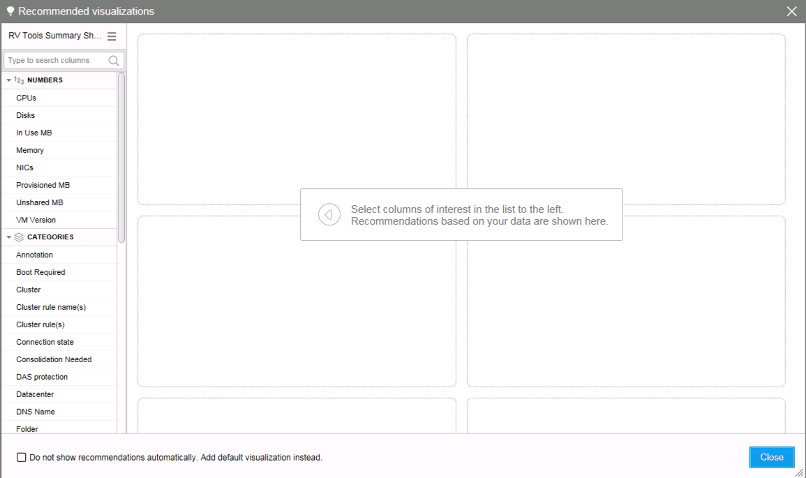 Visualizing RVTools — Maentz.net
