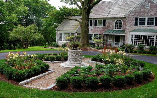 traditional landscape architecture