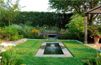 French Garden Inspired Landscape in Lancaster, PA