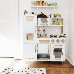 Kitchen Kid Carpenter Cabinet 8 Of The Best Play Kitchens For Toddlers Winter Daisy Interiors With This Craft Beauty Its Simple White Design You Ll Have Perfect Backdrop To Add In Pops Color Through Fun Accessories Like
