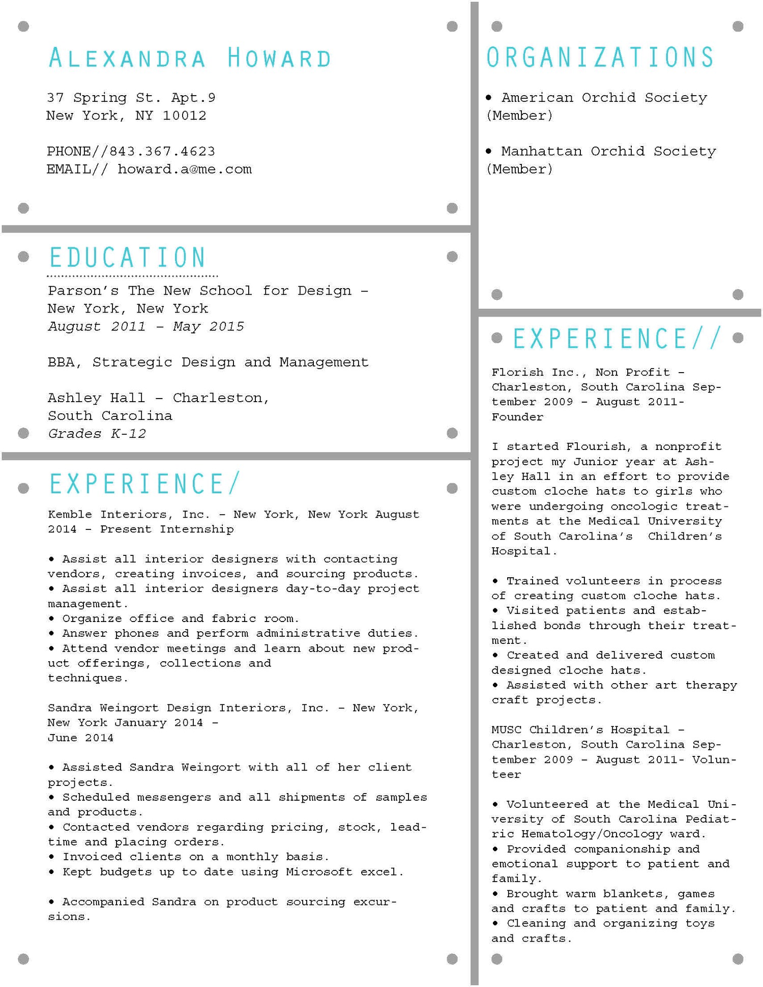 Do A Resume Resume Format For B Tech Cse Students