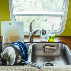 Rv Kitchen Sink French Country Island Rebuild Retrospectives Live Small Ride Free